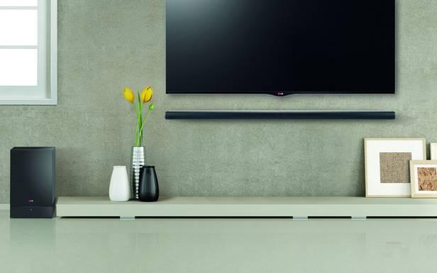 LG Speaker Bar NB4530