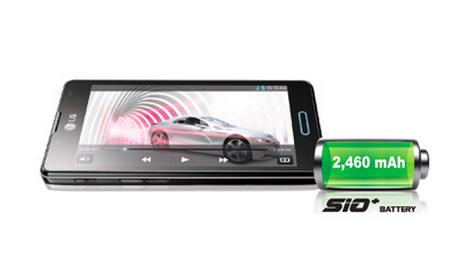 LG Swift L7 II zpojemną baterią SIO+