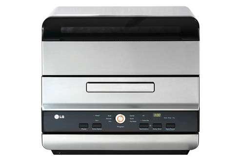 Niewielka zmywarka LG D0610TF (Fot. Appliancist.com)