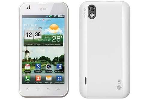 Biała wersja LG Swift Black (Fot. LG-Phones.org)