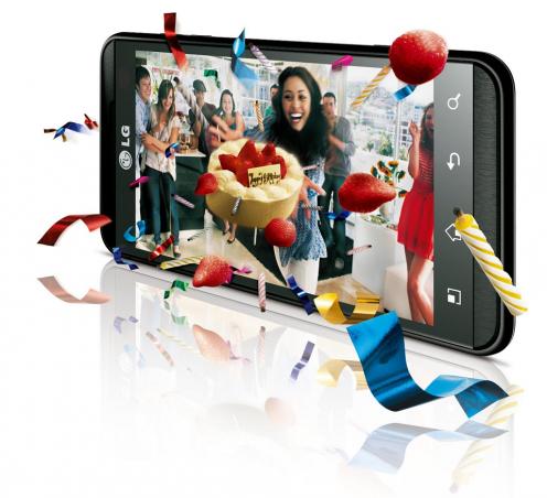 LG Swift 3D | fot. lg.com