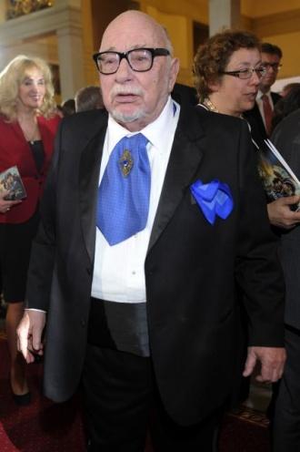 Jerzy Hoffman, reżyser filmu