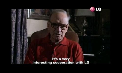 LG Swift UI - odtwarzacz wideo