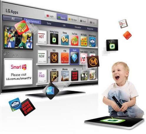 LG Apps (Fot. LG.com)