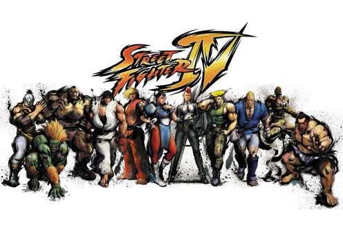 Postaci zgry Street Fighter IV (Fot. Capcom.com)