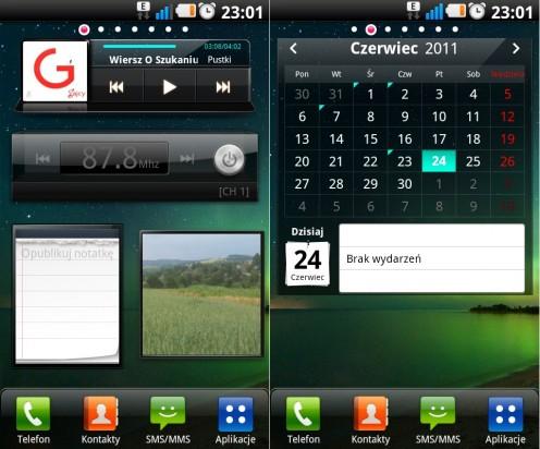 LG Swift UI ? widżety UI