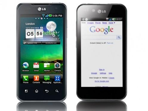 LG Swift 2X iLG Swift Black