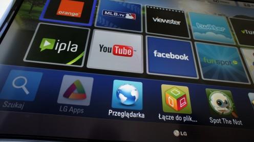 Funkcje Smart TV fot. własne