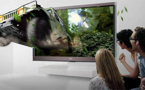 Więcej wrażeń dzięki technologiom LG (Fot. LG.com)