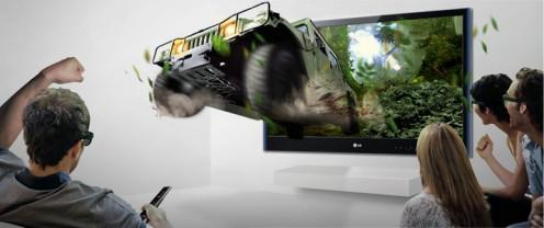LG 3D Fot. LG