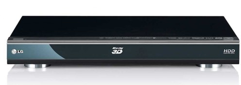 LG Recorder HR650 fot. LG
