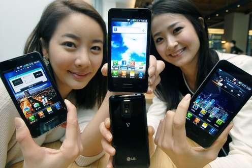 LG Swift 2X (Fot. Hitechreview.com)
