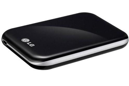 Dysk zewnętrzny LG XD5 HXD5U32GLR