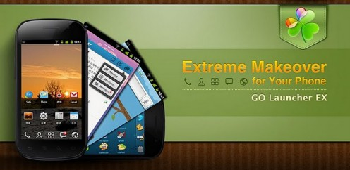 Go Launcher EX | fot. Android Market