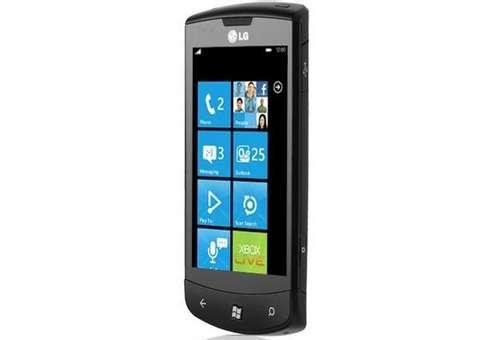 LG Swift 7 zwyświetlaczem TFT (Fot. LG)