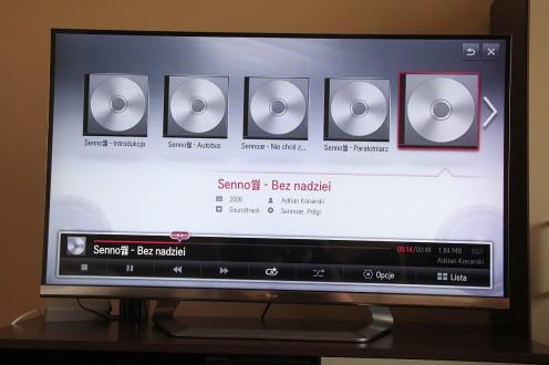 Jedyna część Smart TV, wktórej kuleje spolszczenie