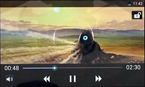 Odtwarzacz wideo wLG Swift L7