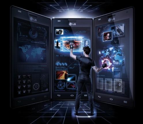 LG Swift 4X HD zTegrą 3