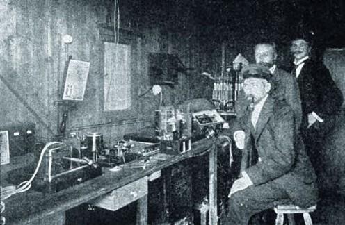 Wynalazcy kineskopu (fot. trochetechniki.pl)