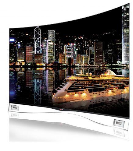 LG OLED TV 55EA98