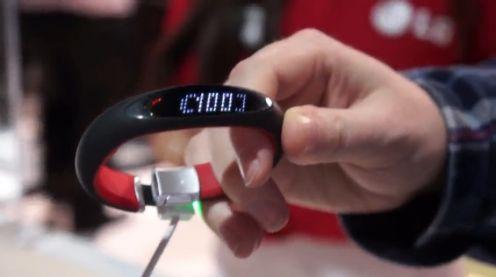 LG Smart Activity Tracker (fot. theverge.com)