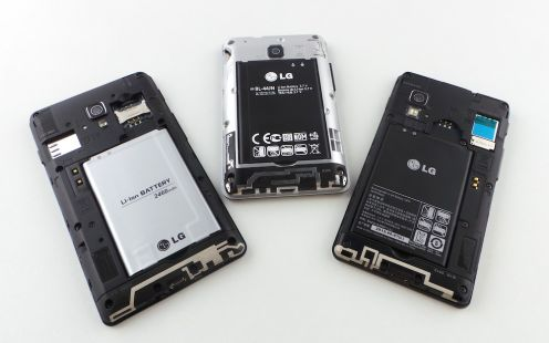 Baterie wserii L-Style II