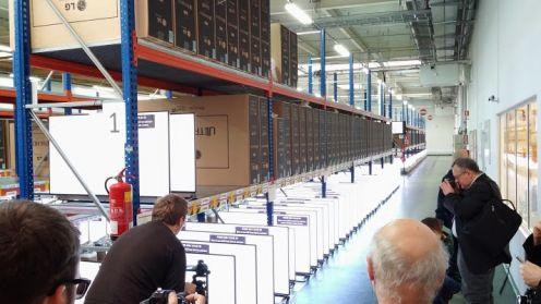 Fabryka telewizorów LG wMławie