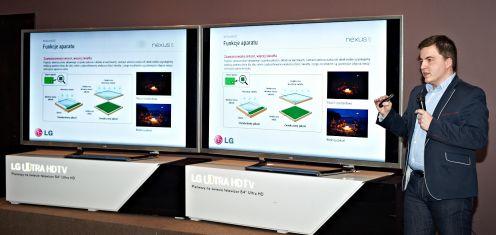 Nowe funkcje fotograficzne wNexus 5