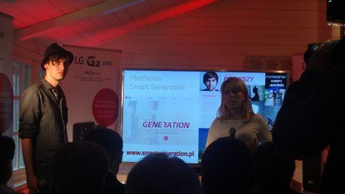 LG Smart Generation