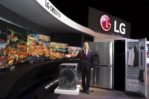 Nowości LG