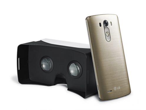 VR dla LG G3