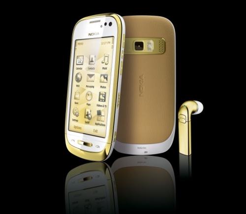 Nokia Oro - Nokia Oro - luksusowy smartfon w złocie oficjalnie