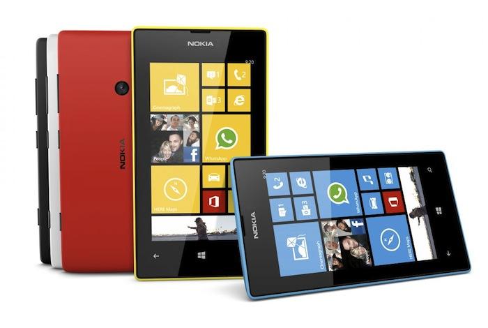 Nokia Lumia 520 - Nokia Lumia 520 - innowacyjne technologie za nieduże pieniądze