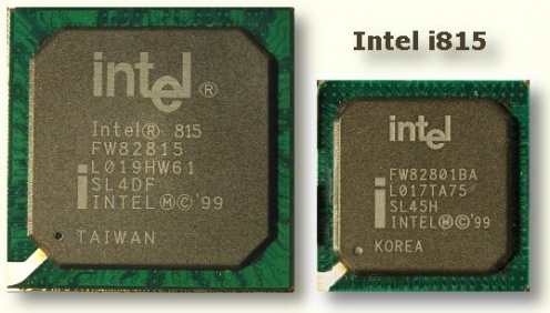 Intel i815