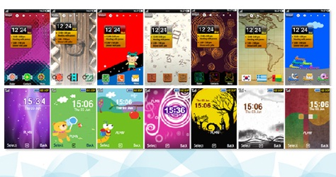 Samsung Theme Designer