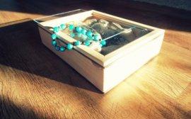 18-1120 - Pomysł na prezent - Ozdobne Pudełko
