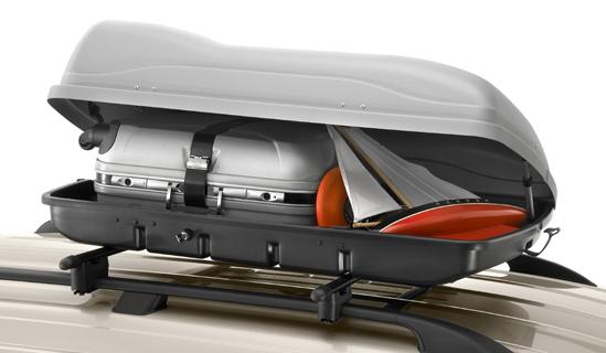 Montaż bagażnika dachowego