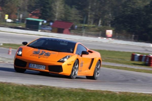 Lamborghini Gallardo (Fot. http://www.sjs.pl)