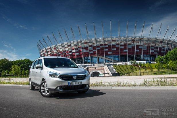 DSC_3293 - TEST: Dacia Lodgy 1,2 TCe Prestige – złoty środek