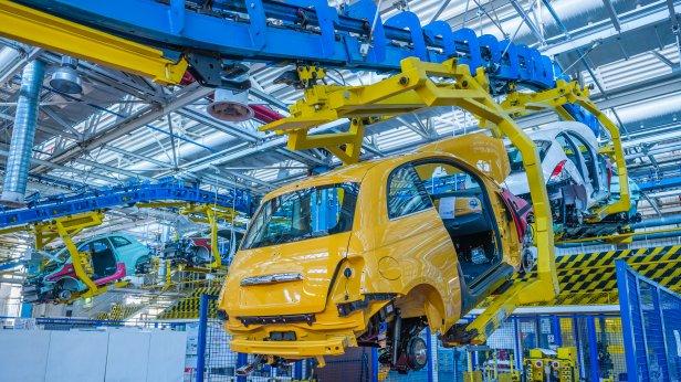 FIAT 500 Nuova_FCA Poland – Tychy - Fiat zwiększy produkcję w tyskich zakładach