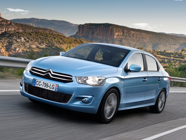 Citroën C-Elysée – od 39 990 zł - Segment B+ - tanie i przestronne nowe samochody na polskim rynku