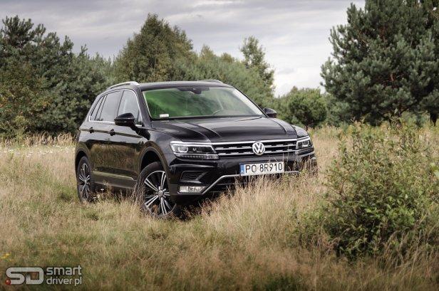 Volkswagen Tiguan – test PL (1) - TEST: Nowy Volkswagen Tiguan 2.0 TDI DSG