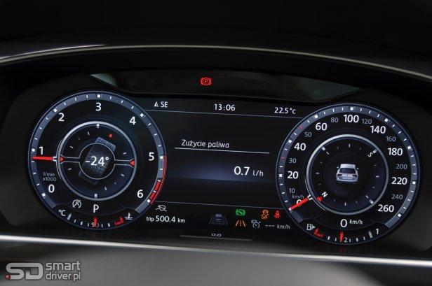 Volkswagen Tiguan – test PL (18) - TEST: Terenowi asystenci we współczesnych samochodach