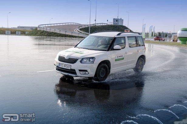 Autodrom Skoda (2) - Škoda Autodrom Poznań – odwiedzamy nowe centrum szkoleń bezpiecznej jazdy